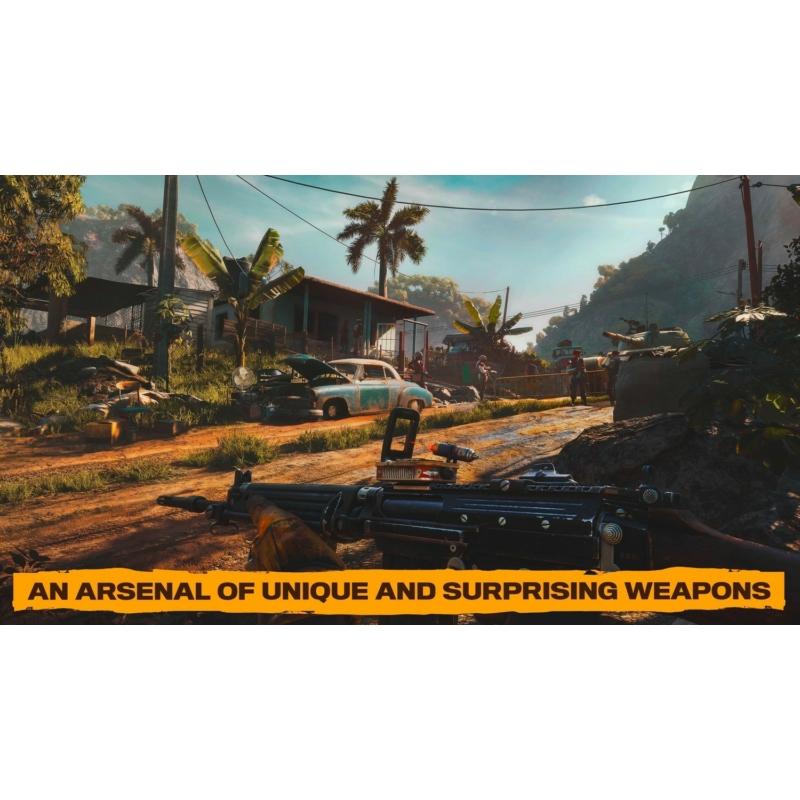 Far Cry 6 (PS4) + előrendelői ajándék