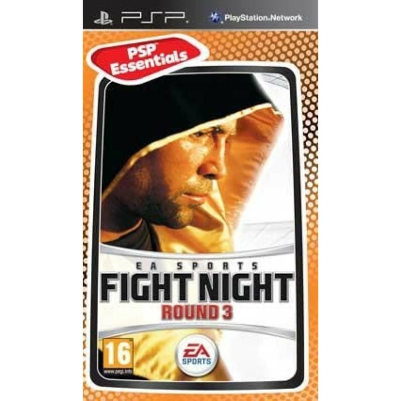 Fight Night Round 3 (PSP) (használt)