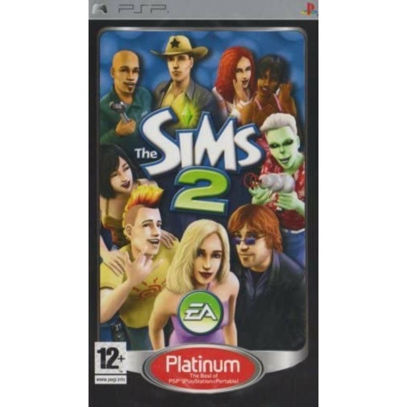 The Sims 2 (PSP) (használt)