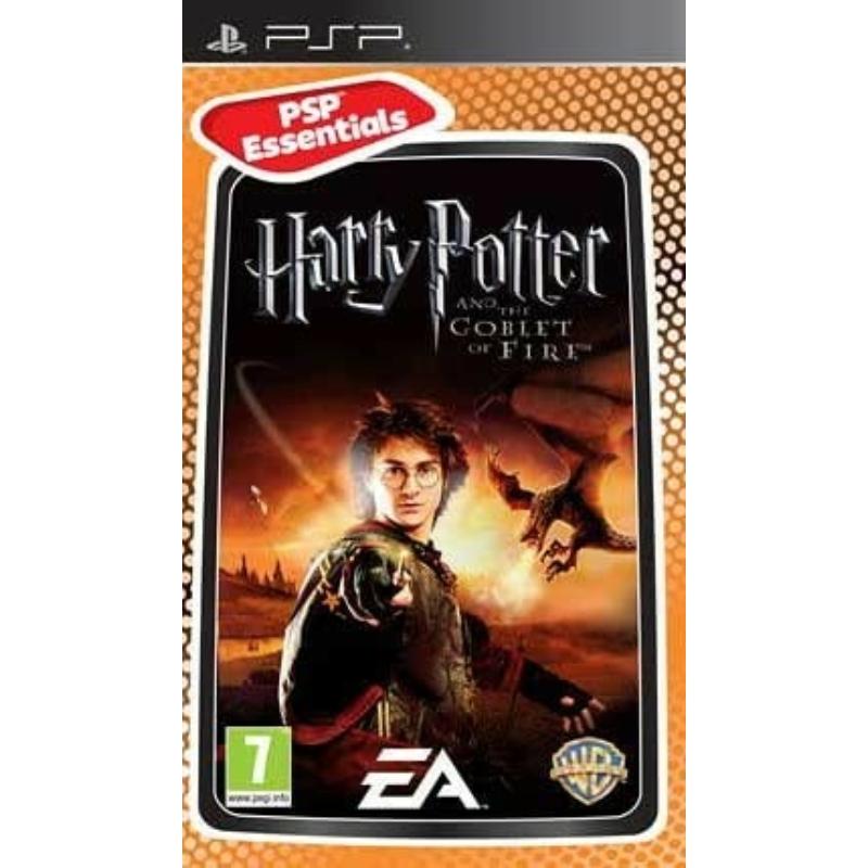 Harry Potter And The Goblet of Fire (PSP) (használt)