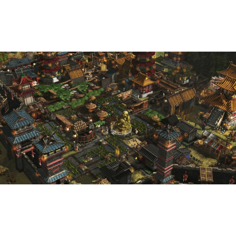 Stronghold: Warlords (PC)