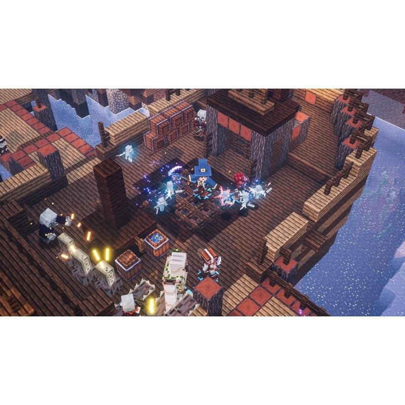 Minecraft Dungeons: Hero Edition (PS4)