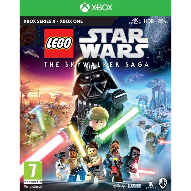 Lego Star Wars The Skywalker Saga (Xbox One)