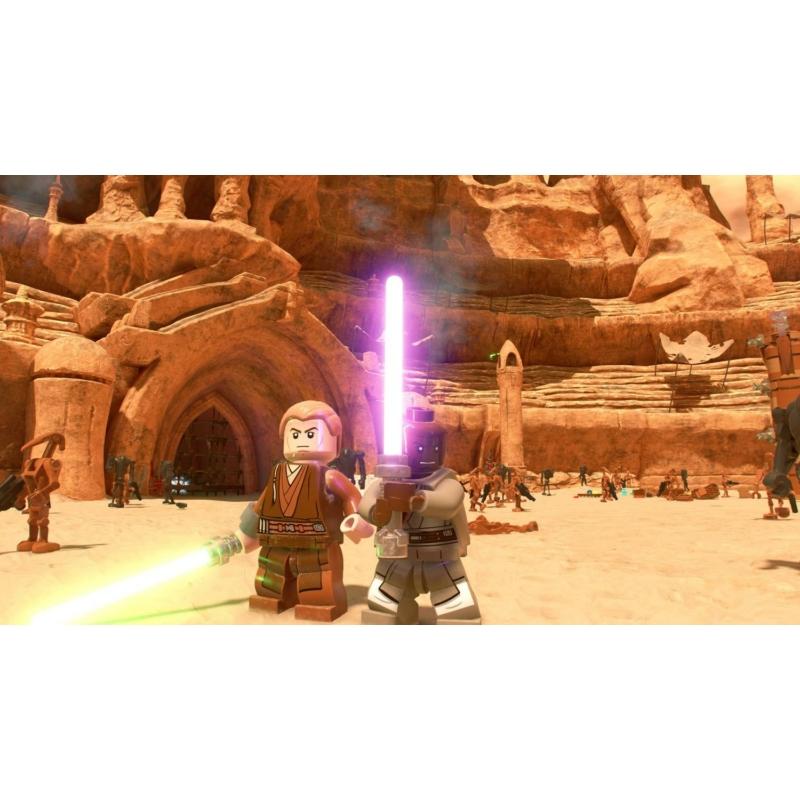 Lego Star Wars The Skywalker Saga (PS4)