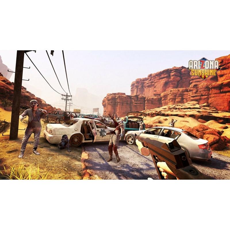 Arizon Sunshine (PS4)