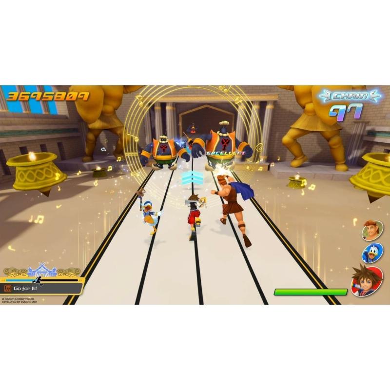 Kingdom Hearts: Melody of Memory (PS4)