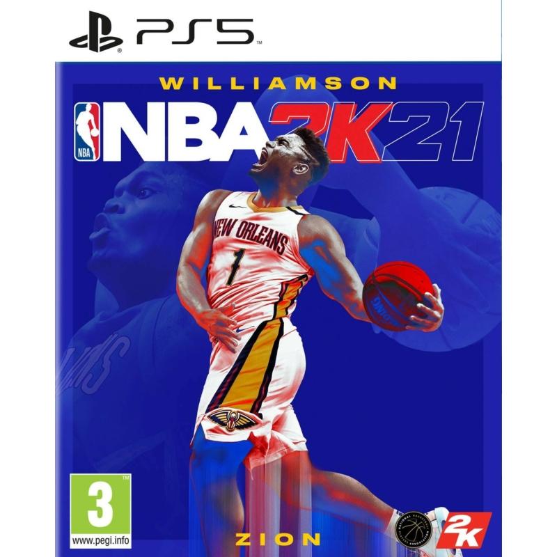 NBA 2K21 (PS5) (használt)