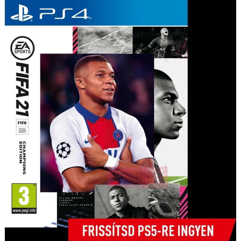 Fifa 21 Champions Edition (PS4)