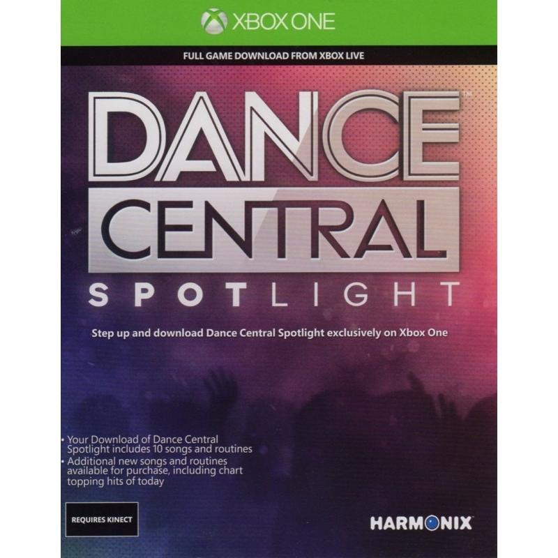Dance Central Spotlight letöltőkód