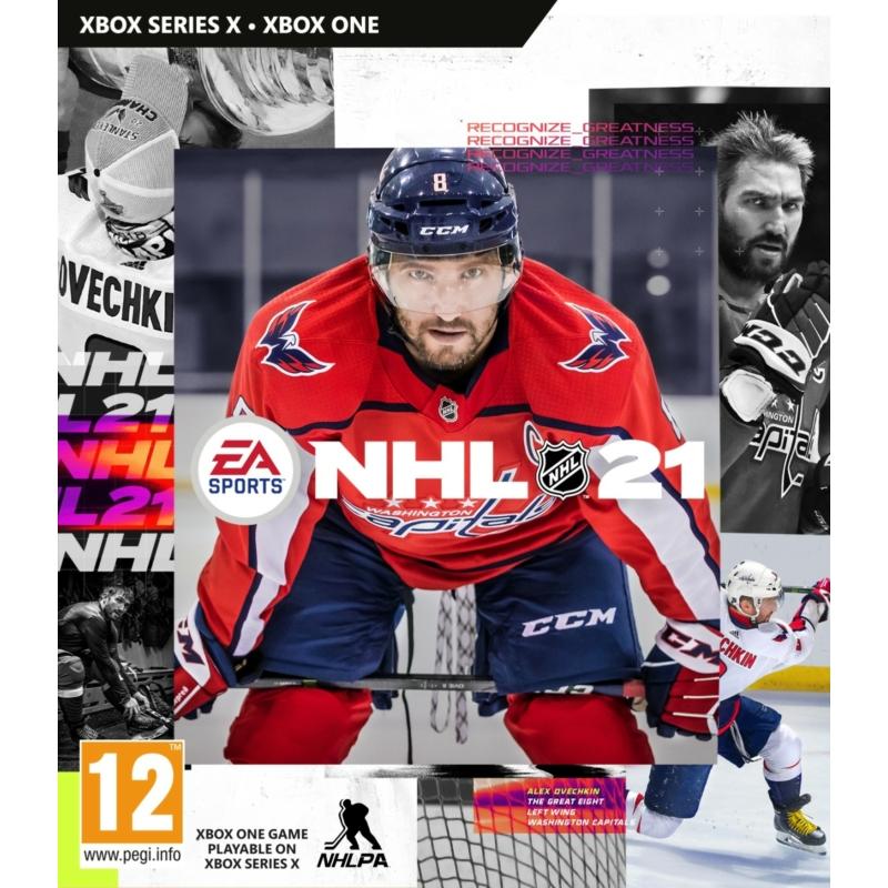 NHL 21 (Xbox One)