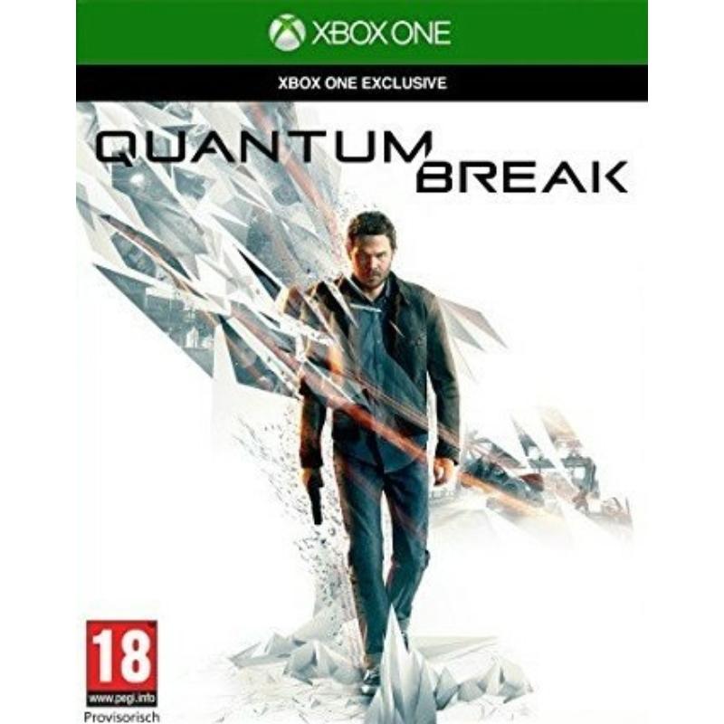 Quantum Break + Alan Wake