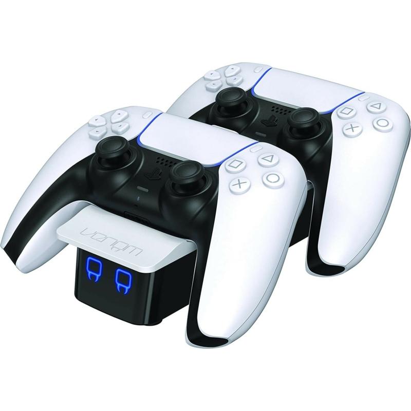 Venom Twin DualSense 5 Docking Station White (PS5)