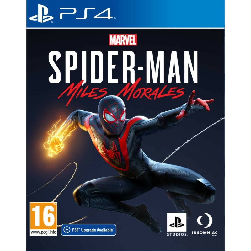 Marvel's Spider-Man Miles Morales (PS4) - Magyar felirattal