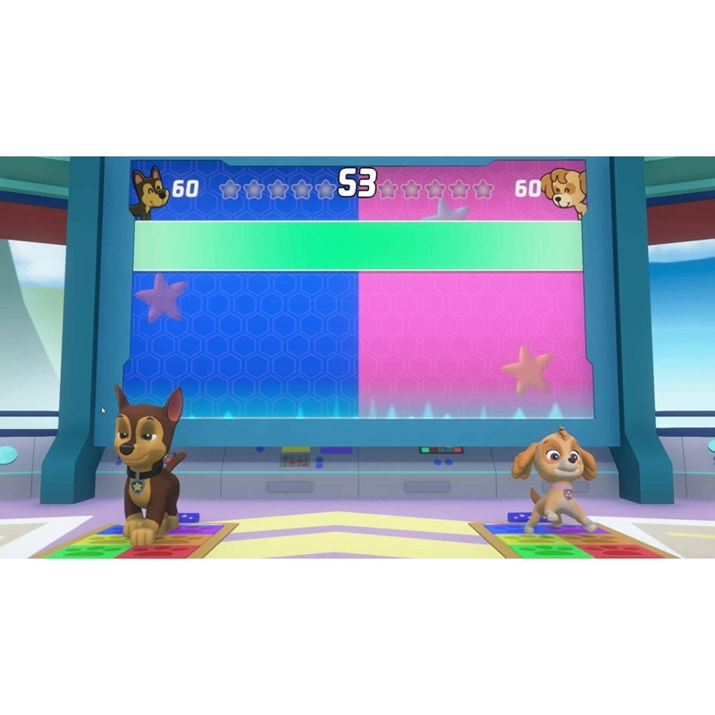 Paw Patrol: Mighty Pups Save Adventure Bay (PS4)