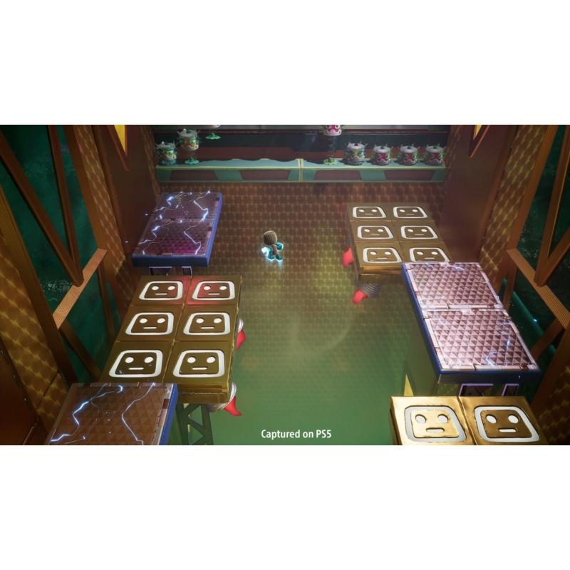 Sackboy: A Big Adventure (PS4)