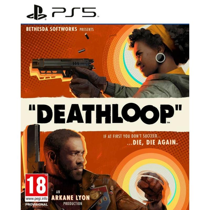 Deathloop (PS5) (használt)