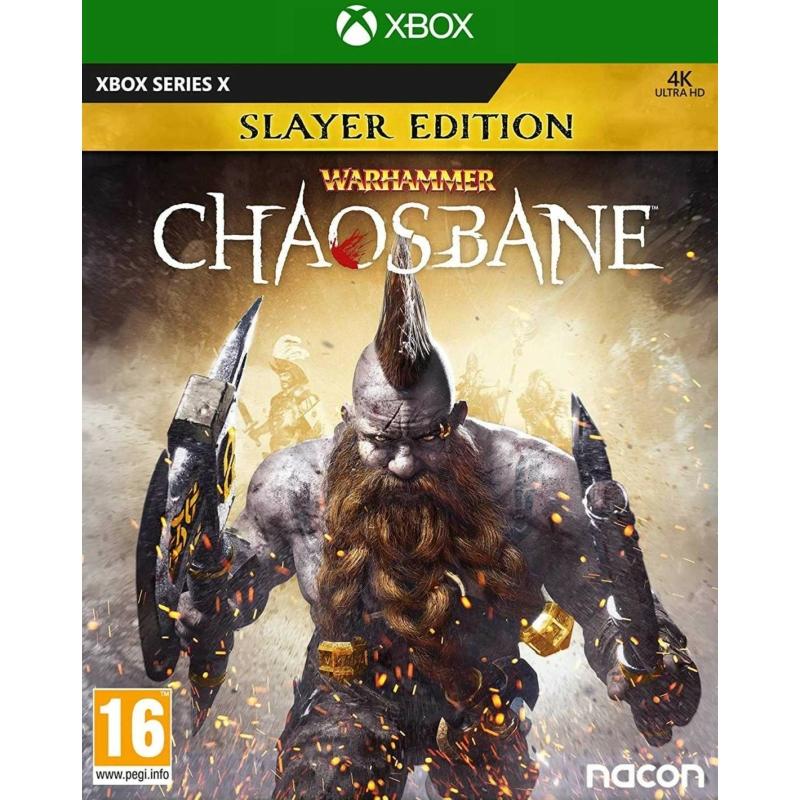 Warhammer Chaosbane Slayer Edition (XSX)