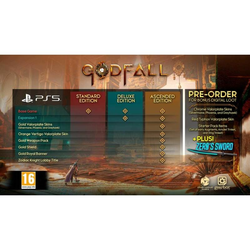 Godfall (PS5)