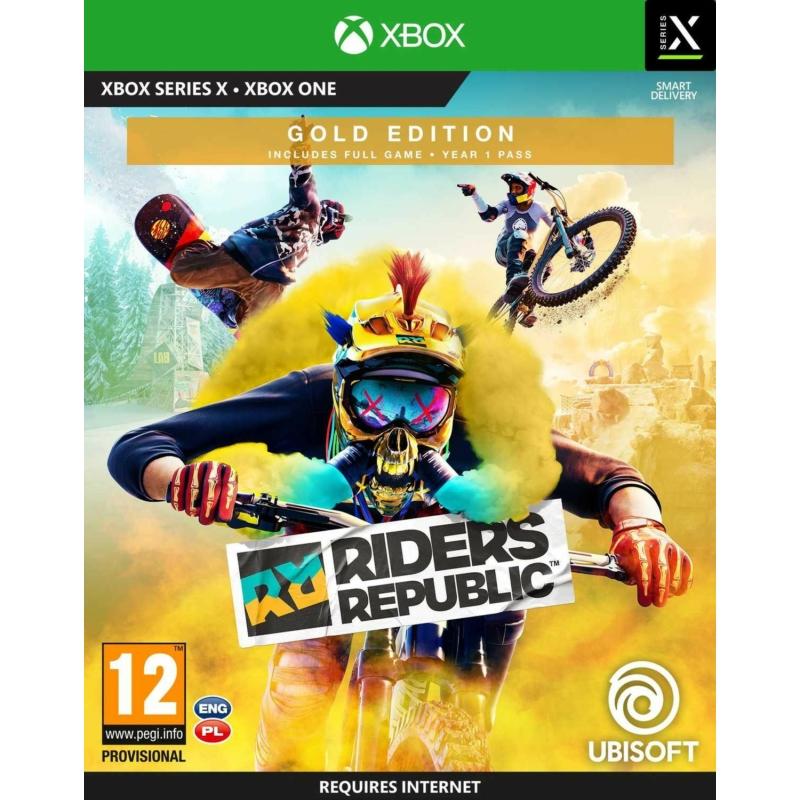 Riders Republic Gold Edition (XSX   XONE)
