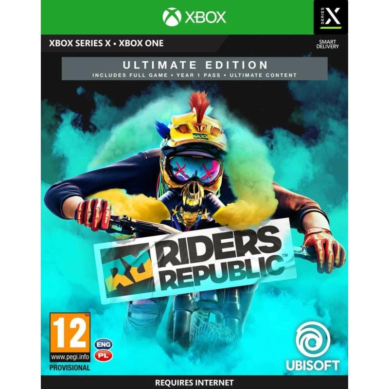 Riders Republic Ultimate Edition (XSX   XONE)