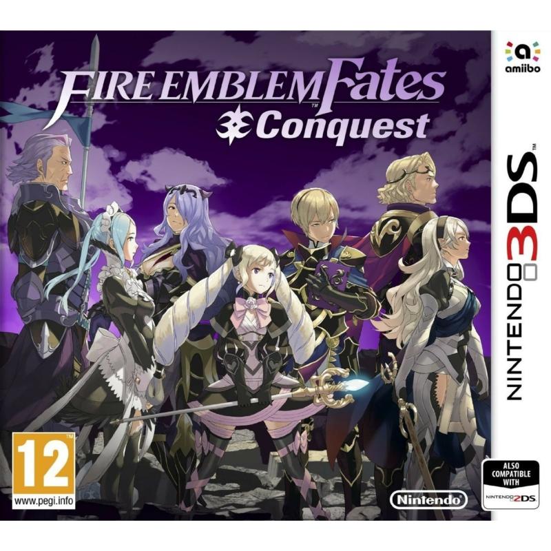 Fire Emblem Fate: Conquest