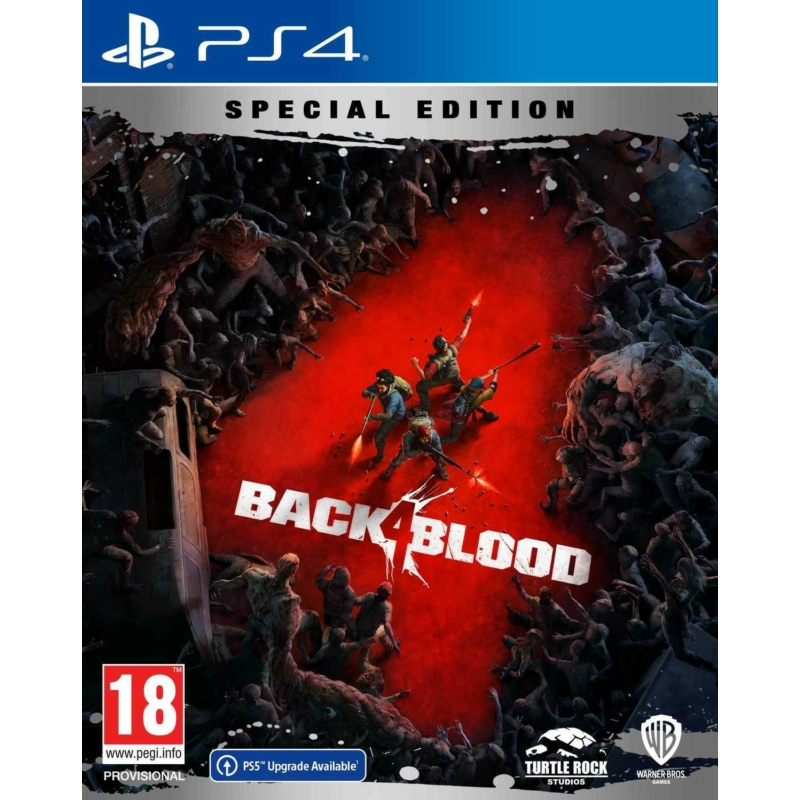 Back 4 Blood Special Edition (PS4)