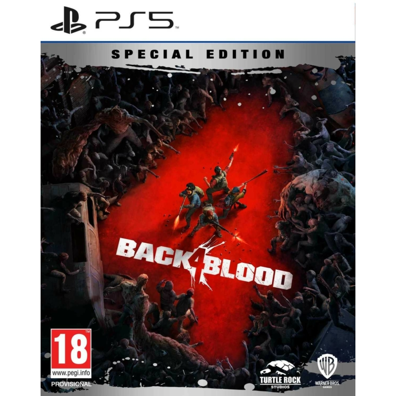 Back 4 Blood Special Edition (PS5)