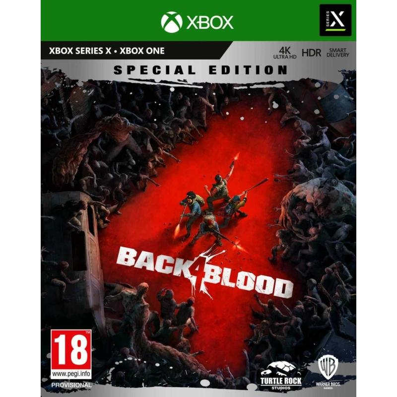Back 4 Blood Special Edition (XSX   XONE)