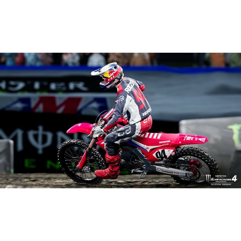 Monster Energy Supercross - The Official Videogame 4 (Xbox One)