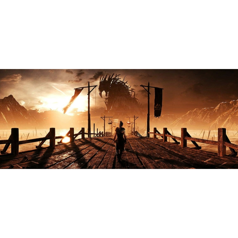 Hellblade (Xbox One)