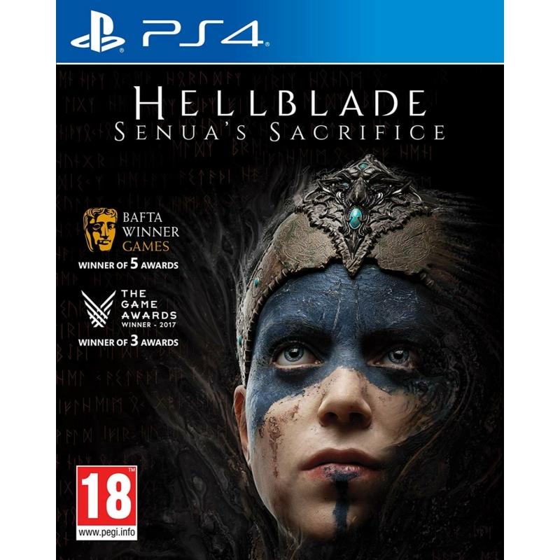Hellblade (PS4)