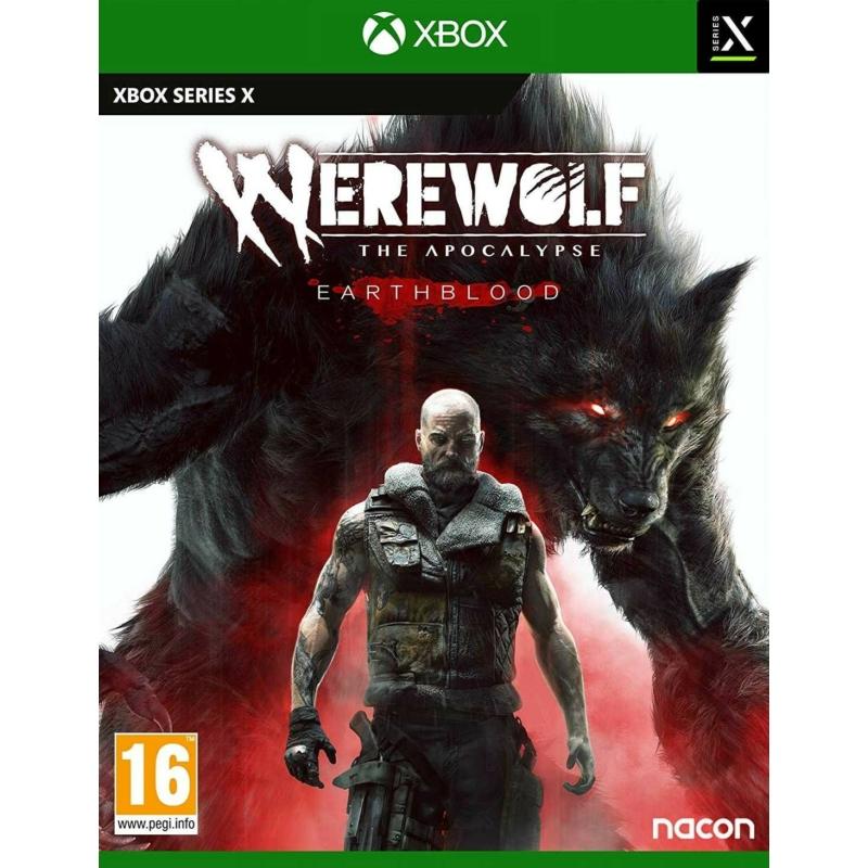 Werewolf The Apocalypse Earthblood (XSX)