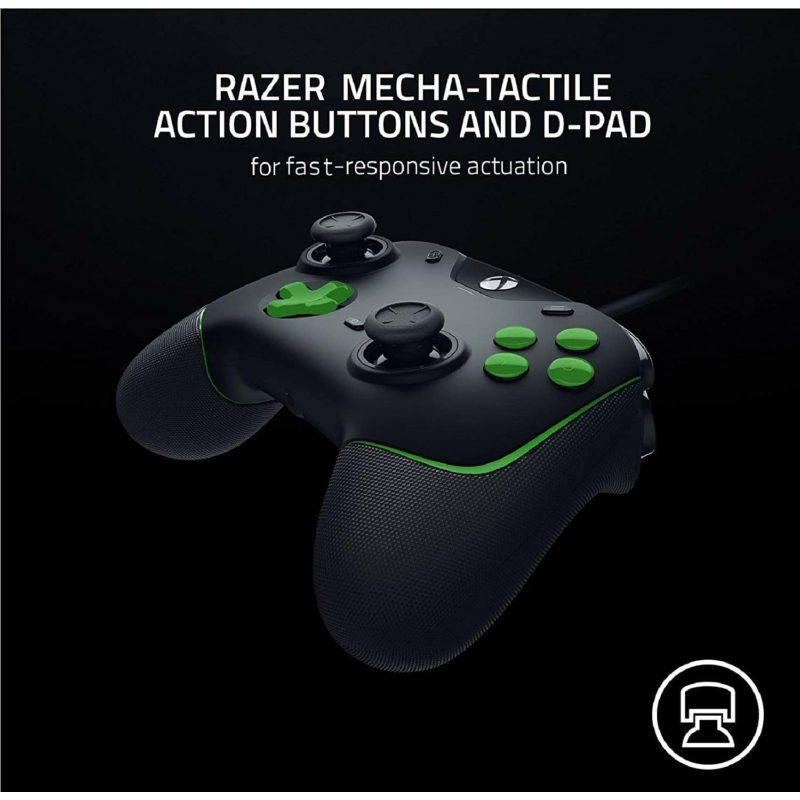 Razer Wolverine V2 USB Controller - Xbox One / PC (RZ06-03560100-R3M1)