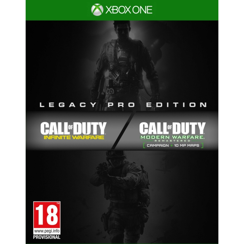 Call of Duty Infinite Warfare Legacy Pro Edition