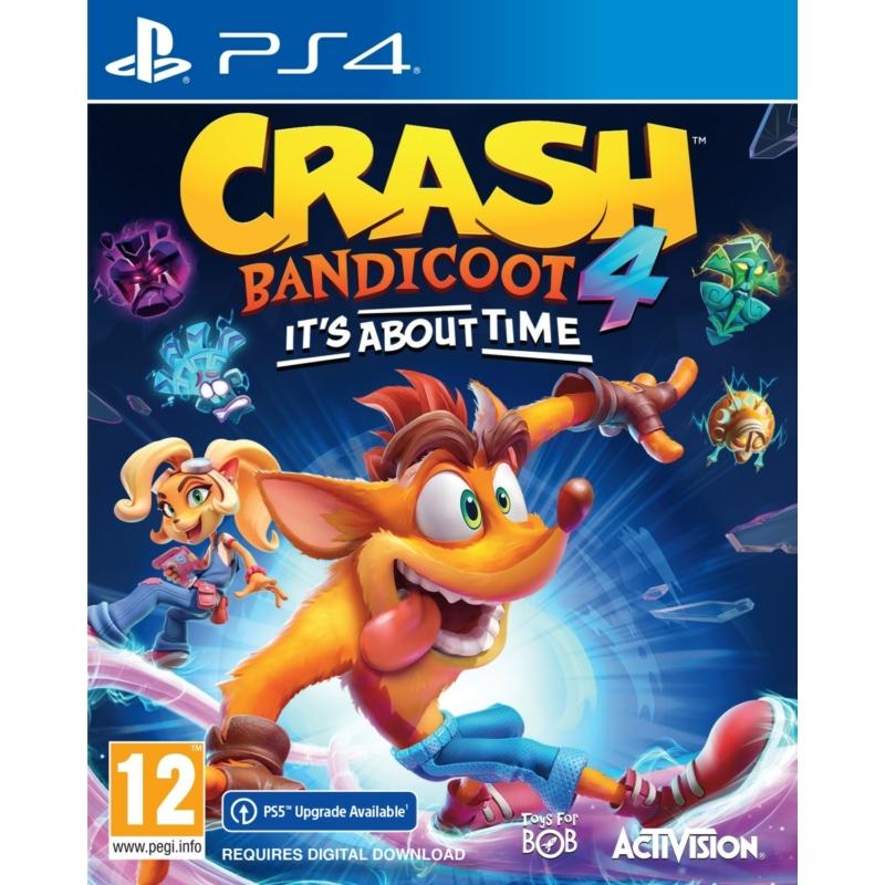 Crash Bandicoot™ 4: It's About Time (PS4)