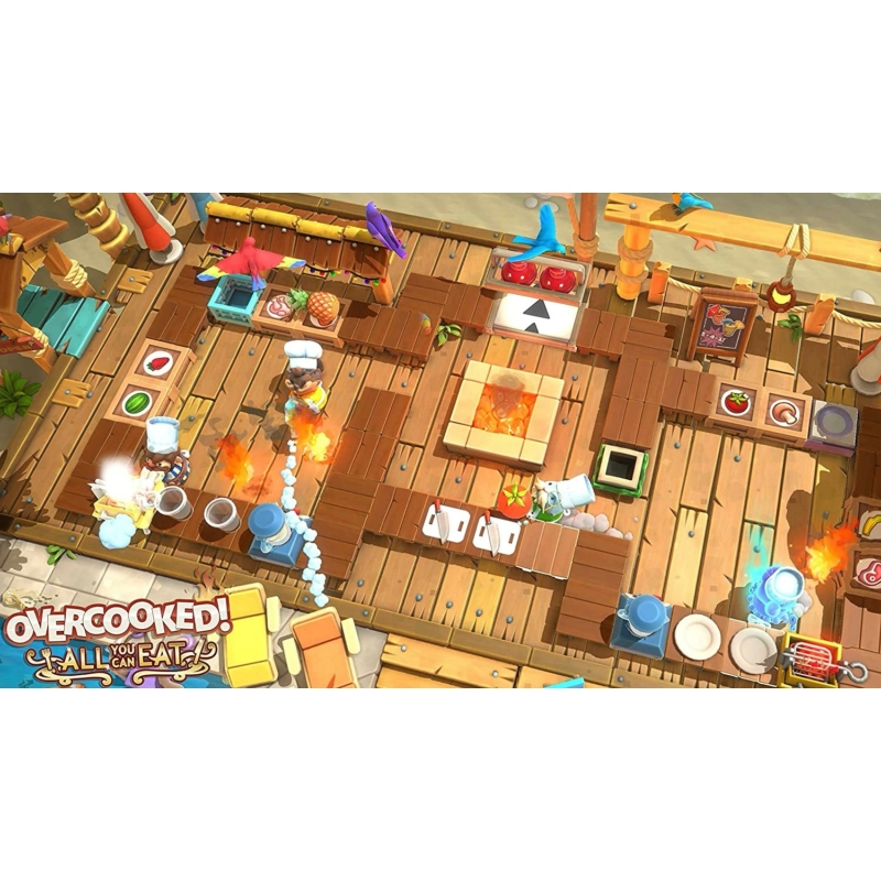 Overcooked! All You Can Eat (XSX)