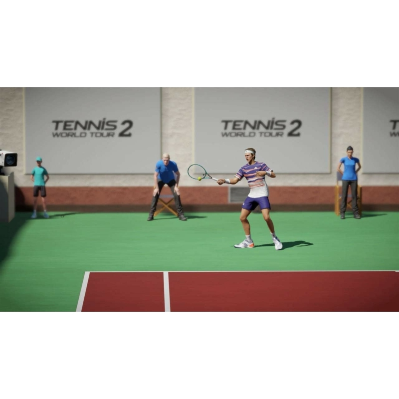 Tennis World Tour 2 Complete Edition (Xbox Series))