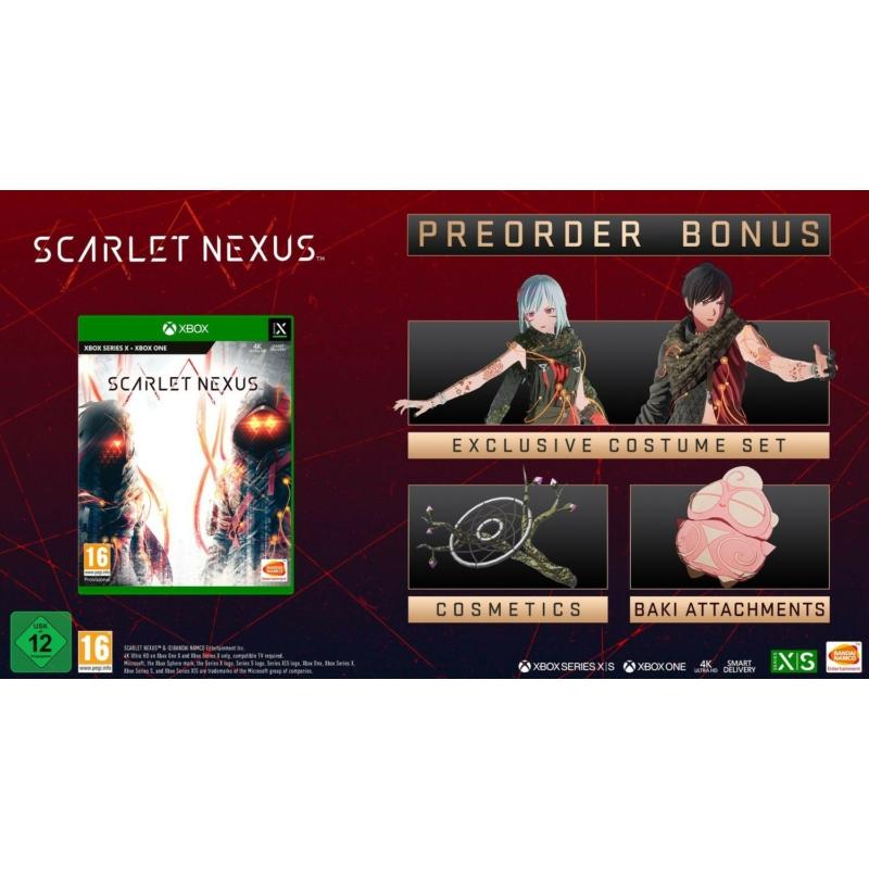 Scarlet Nexus (XSX | XONE)
