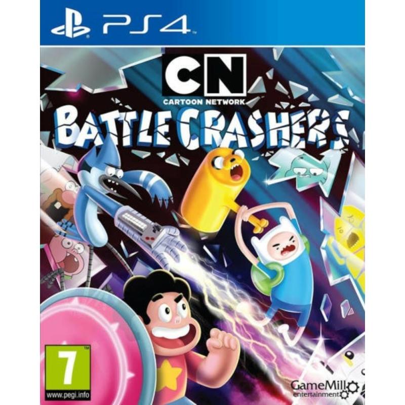 Cartoon Network Battle Crashers (használt) (PS4)