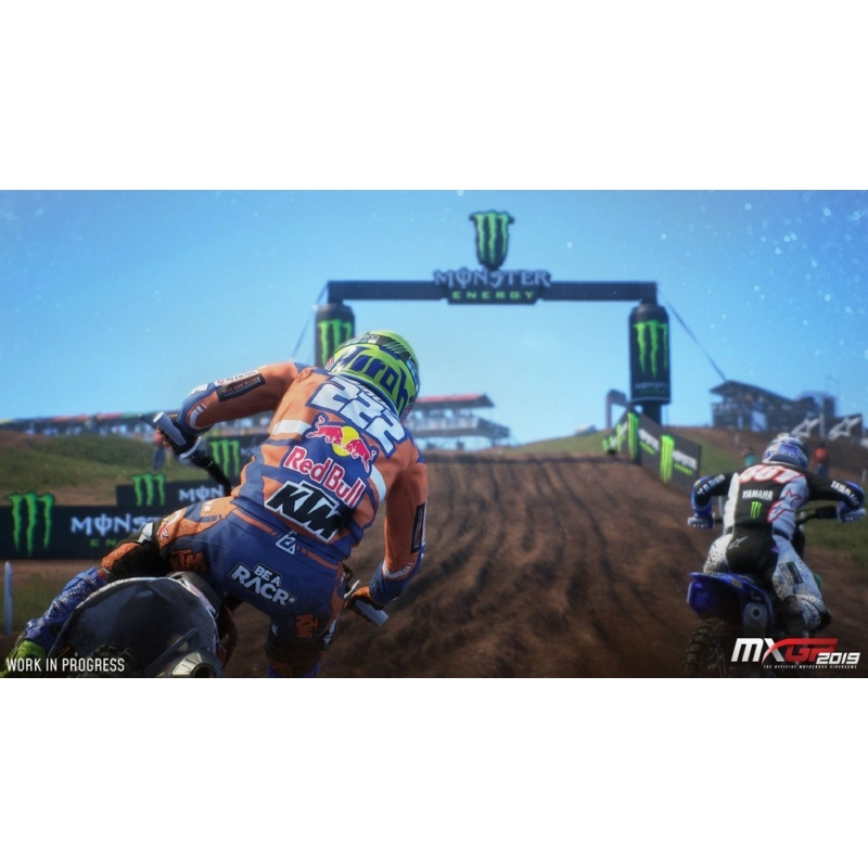 MXGP 2019 The Official Motocross Videogame (Xbox One)