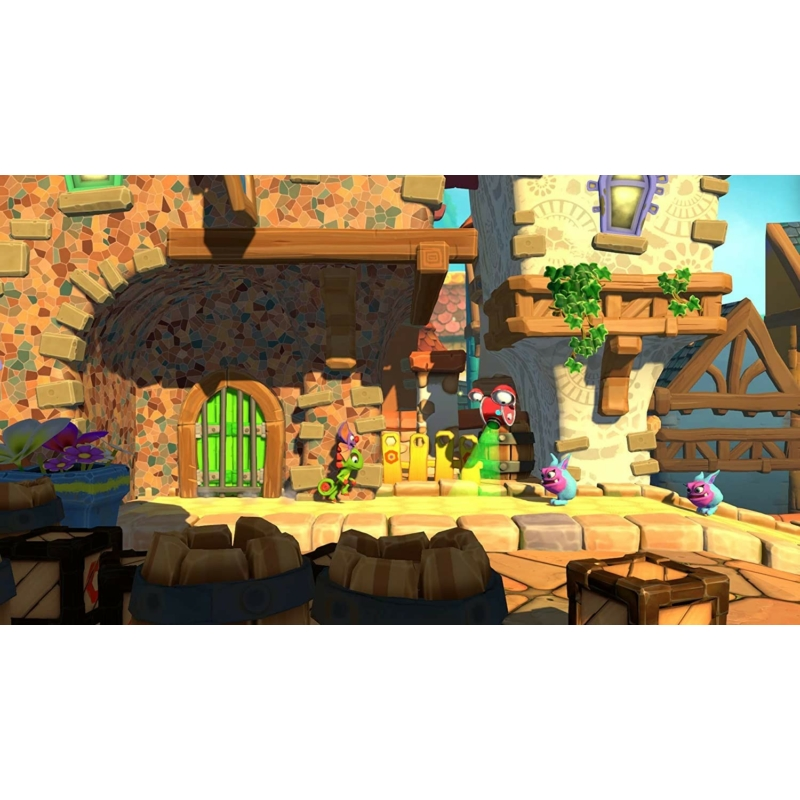 Yooka-Laylee: The Impossible Lair