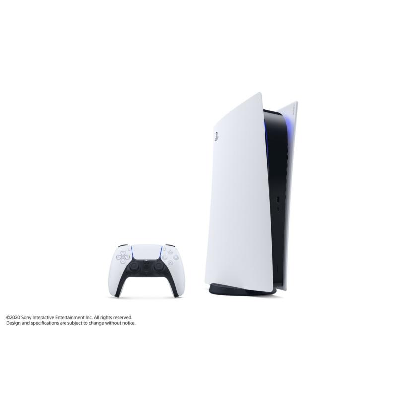 Sony PlayStation 5 Digital Edition (PS5)