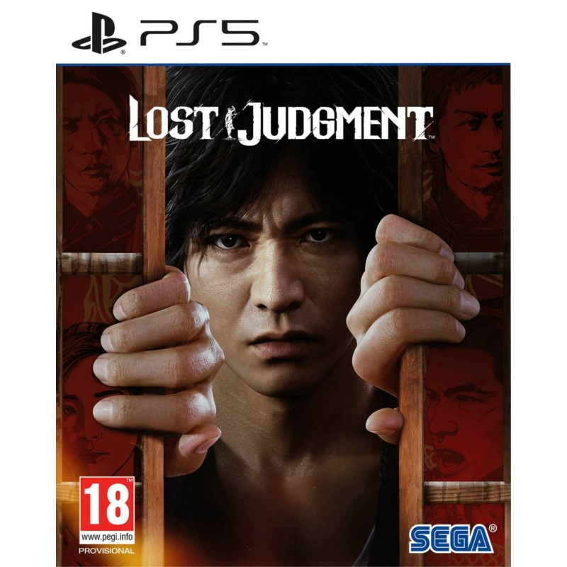 Lost Judgment (PS5)