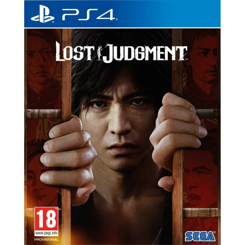 Lost Judgment (PS4)