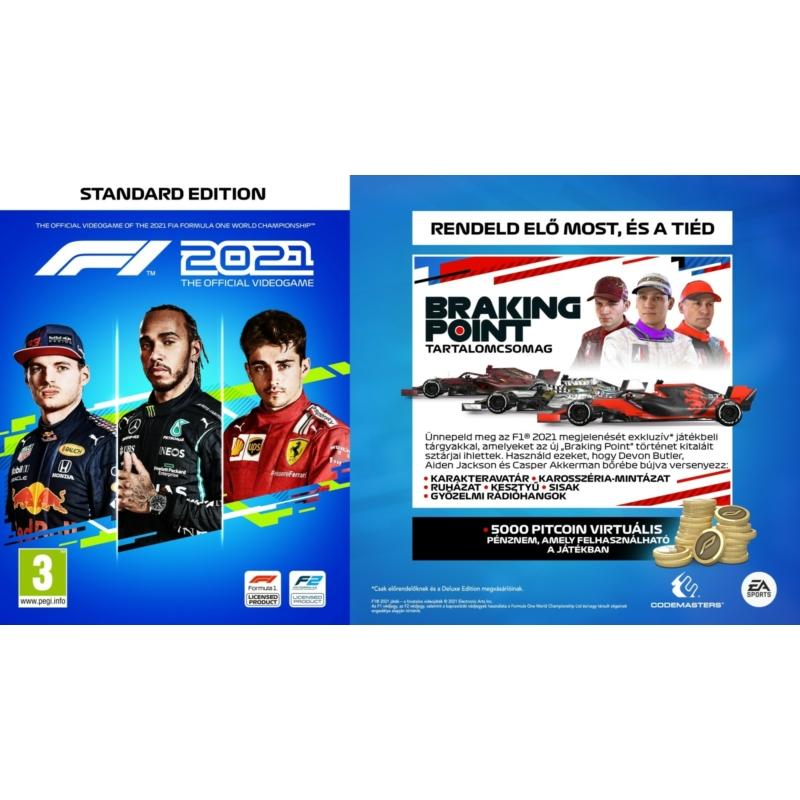 F1 2021 (XSX   XONE)