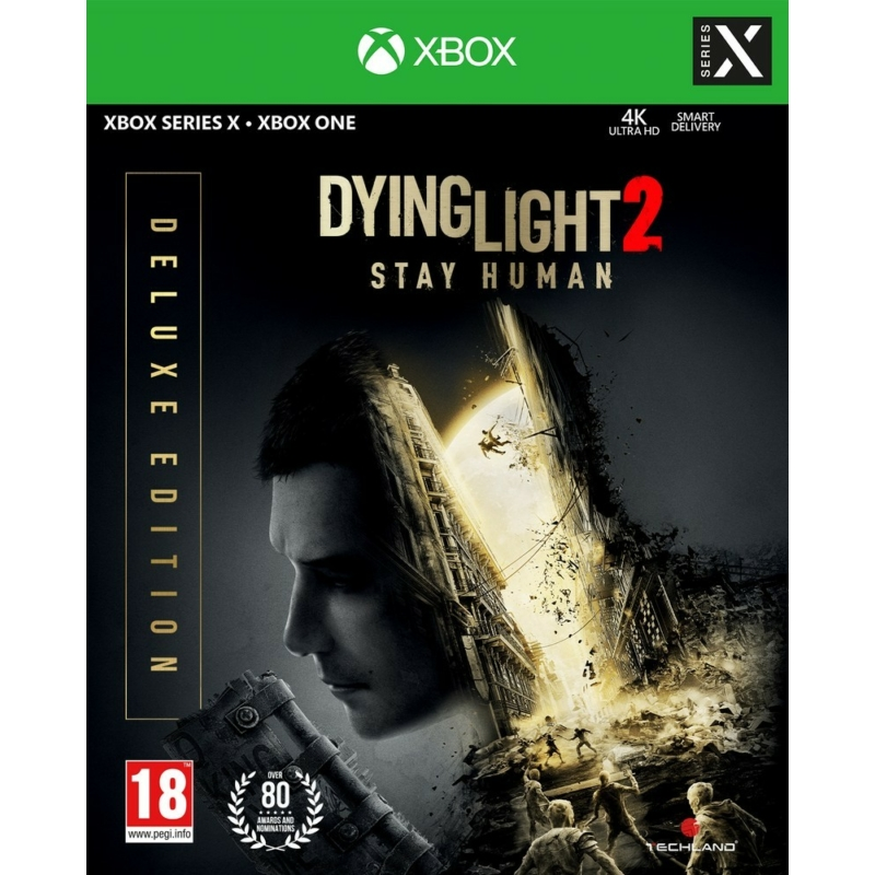 Dying Light 2 Deluxe Edition (XONE   XSX)