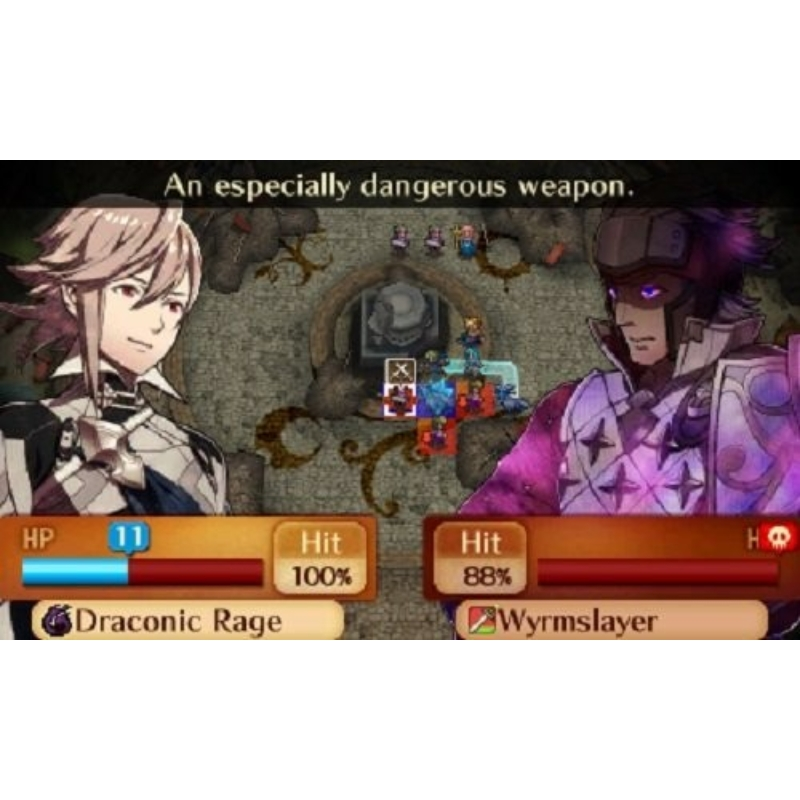 Fire Emblem Fates: Conquest