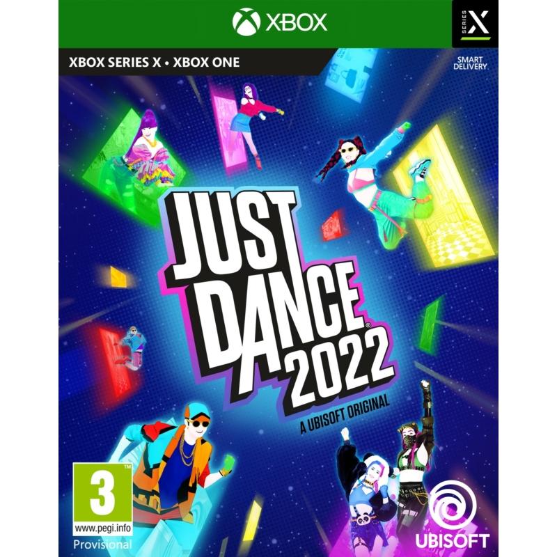 Just Dance 2022 (XONE   XSX)
