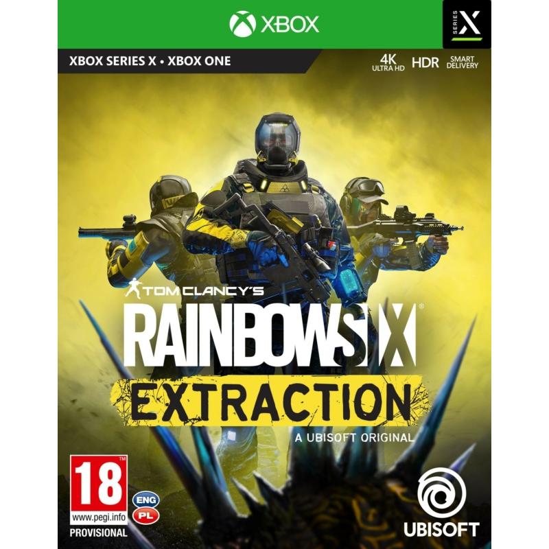 Tom Clancys Rainbow Six Extraction (XONE | XSX)