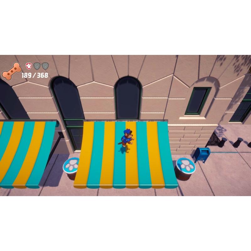 Paw Patrol The Movie: Adventure City Calls  (PS4)